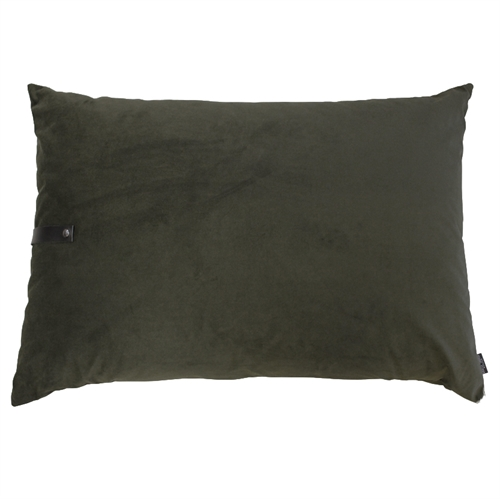 Pude Velour 100x70, army