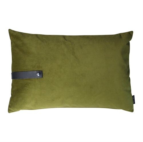 Pude Velour 60x40, moss