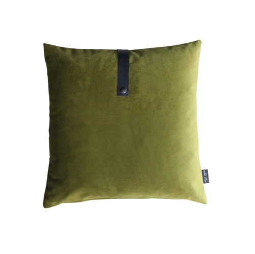 Pude Velour 50x50, moss