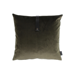 Pude Velour 50x50, army