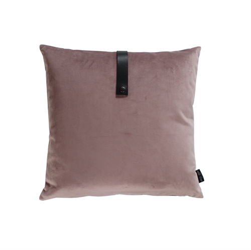 Pude Velour 50x50, dusty rose