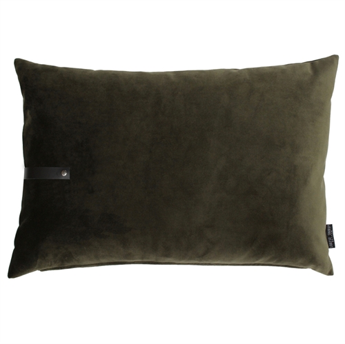 Pude Velour XL 100x70, army