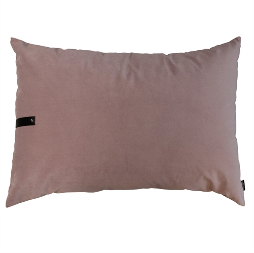 Pude Velour 100x70, dusty rose