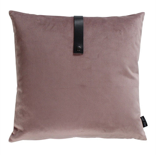 Pude Velour 65x65, dusty rose